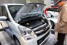 江西省人民政府办公厅关于加快新能源汽车推广应用的实施意见