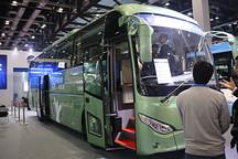 南京金龙前4月电动客车销售超2000辆 再推太阳能客车