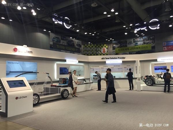 EVS28超级技术贴:那些无法忽视的韩国电动汽车核心技术