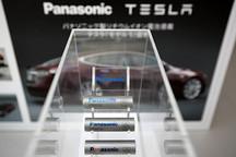 全球2015年1-3月电动乘用车电池前十强 比亚迪挤进前三
