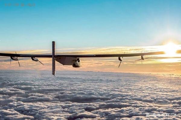 太阳能飞机