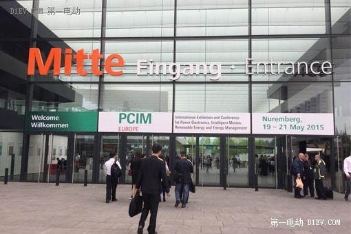 PCIM Europe 2015 搭平台,鹰峰电子展新品