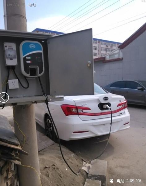 """用纯电行驶捍卫尊严!""""被""""限行的北京比亚迪秦车主有话说"""
