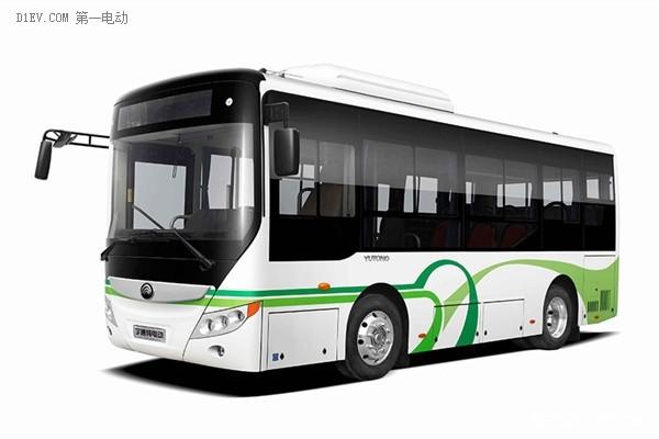 宇通E7Plus纯电动客车