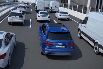 奥迪Q7新增堵车辅助功能 放在中国不实用