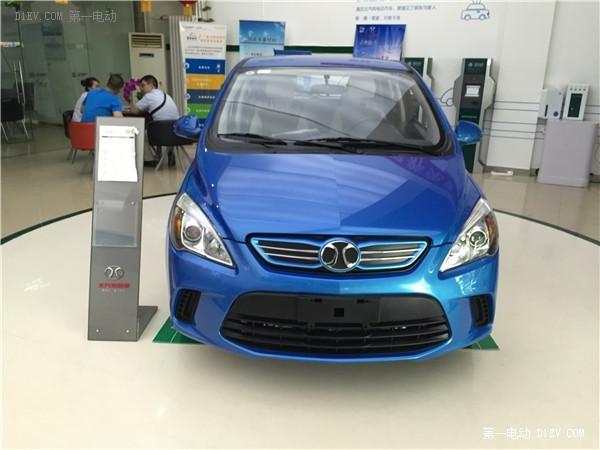北京享受新能源补贴 8款在售纯电动汽车大调查