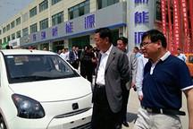 非新能源汽车试点城市如何卖电动汽车?山东经销商巧拿安徽湖南补贴