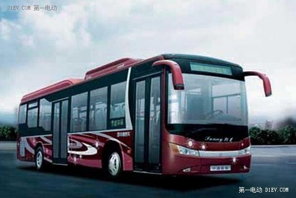 山东获新能源汽车补贴4.8亿元 推广1723辆新能源公交车
