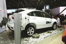 一周热点   2015上半年新能源乘用车销售5万余辆;欧联、飞碟等品牌入选目录