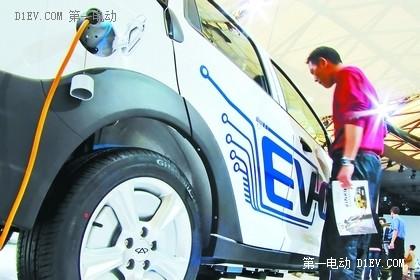 中国新能源车推广重心应转向城镇农村