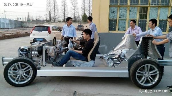 游侠创始人黄修源撰文回应质疑:2016年底展示小批量试制样车