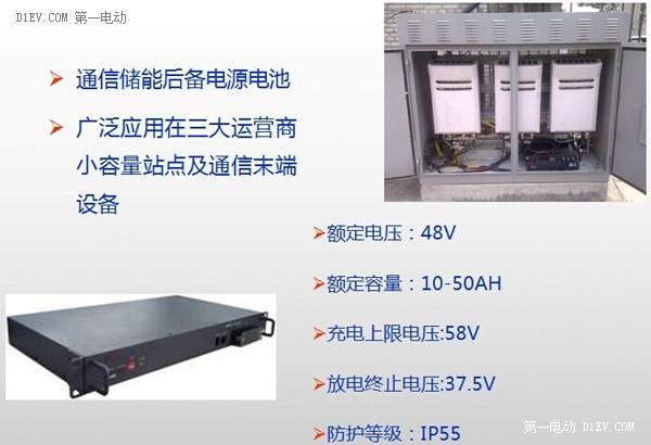 多氟多锂电产品应用案例