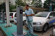 第一电动专业评测:腾势电动车北京到日照的充电之旅