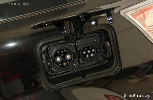 电动汽车充电接口新设计:防雨淋,防脱落