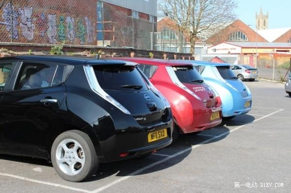 纯电动完胜插电混动 电动汽车八国集团下半年销量预测