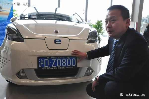 上海7月上牌销售新能源汽车4933辆 创历史新高