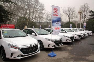 比亚迪新能源乘用车7月销售5182辆 同比增长296.8%