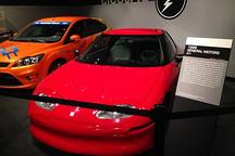 一百多年前的电动汽车长什么样?洛杉矶彼得森汽车博物馆告诉你