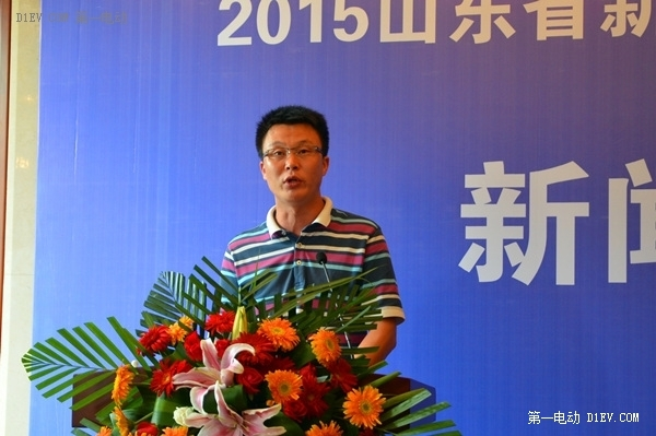 山东唐骏电动车销售有限公司总经理刘国增