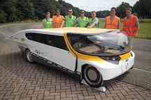 电力能源落伍 家用太阳能汽车Stella已上路