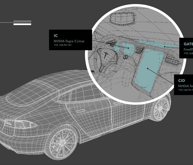 破解特斯拉Model S是一种怎样的体验?