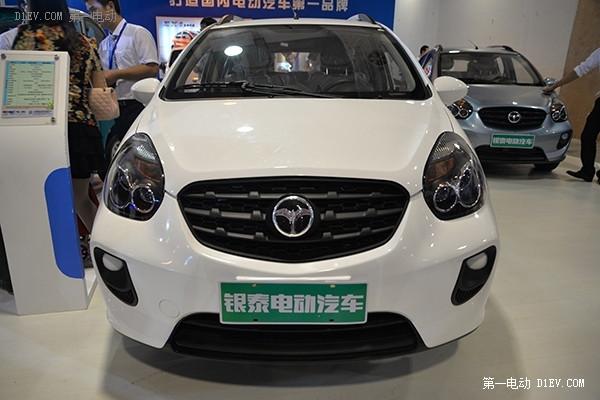济南车展回顾  15款经典车型速览