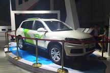 野马纯电动SUV E70成都车展正式发布
