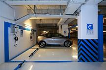 住建部:北京新建居住区18%停车位留给电动车