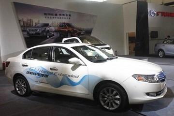 广汽传祺明年推两款新能源车 加速经销商建设