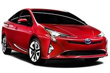 丰田全新普锐斯美国拉斯维加斯全球首发