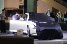 探馆2015法兰克福车展 Thunder Power电动车将亮相