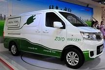 产量爆表 中国电动物流车推广应用展11月将在重庆举办