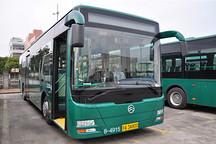 扒一扒杭州着火混动公交车型:厦门金旅XML6125HEV93C