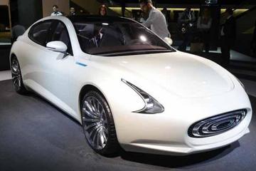 续航达650公里 台湾造出梦幻电动汽车2017年上市