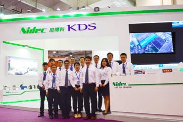 国际电机集团Nidec亮相山东  电动汽车市场初获成果