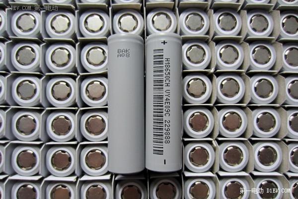 比克18650电芯