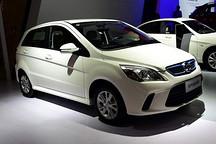 北汽新能源EV160增轻快版 补贴后售价8.69万元