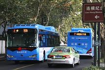 比亚迪750辆新一代纯电动公交在杭州投运 电池能量密度提升30%
