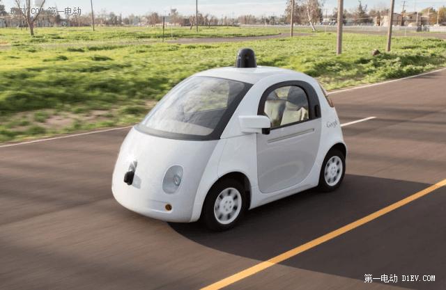谷歌不会自主生产无人驾驶汽车