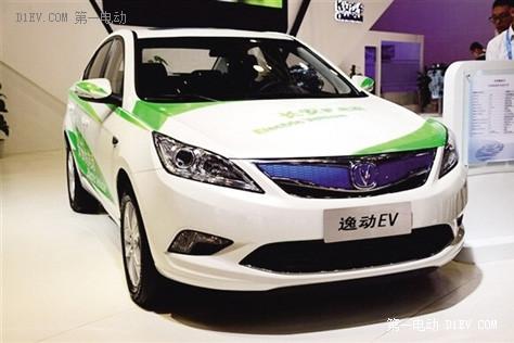长安新能源汽车前9月累计销量2762辆
