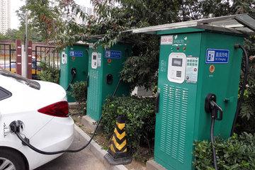 充电先锋在行动:驾EV200勘测13个充电点