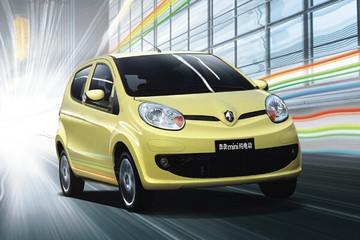 长安新能源汽车累计销量近3千辆 小型电动车奔奔今日首发