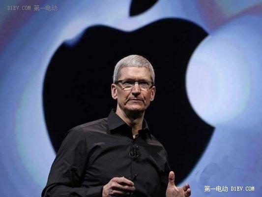 库克透露苹果正准备新产品 暗示做电动汽车