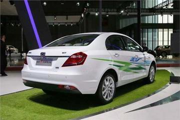 吉利帝豪EV电动车下月上市 预售25万起