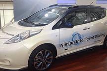 日产发布自动驾驶电动汽车 以聆风为原型