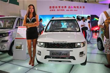 微型电动车车企和大佬拼电动SUV  科技配置是关键