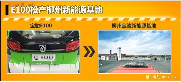 宝骏首款电动车将于柳州投产 外观酷似smart