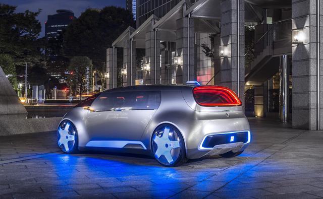 奔驰发布Vision Tokyo概念车 自动驾驶