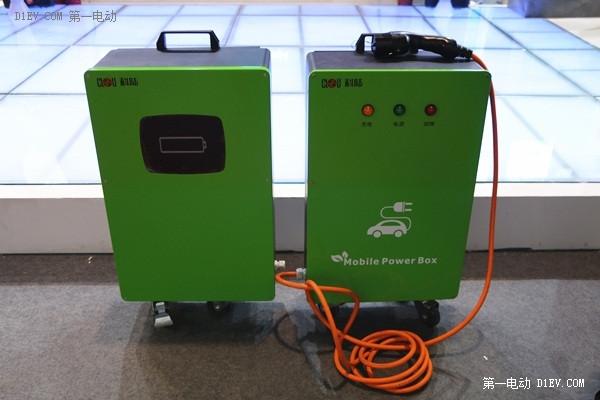 科陆电动汽车移动充电宝