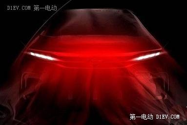 传祺EV coupe概念车将于广州车展亮相